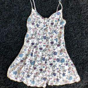 American Eagle Outfitters Dresses - American eagle floral summer dress